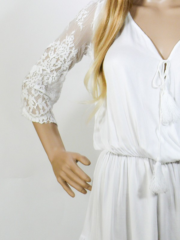 Hippie Moon Ibiza Jumpsuit - Sandy Playsuit
