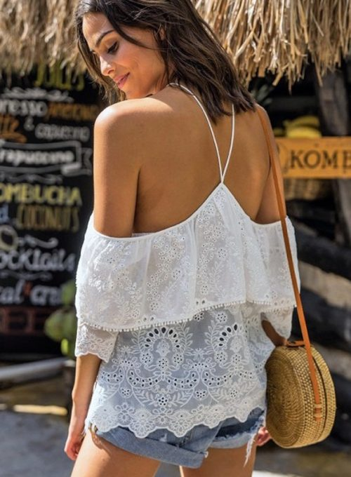 Miss June Neckholder Top - dein Bohochic Sommer Must Have ab 90,-